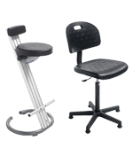 Sedie e sgabelli ergonomici